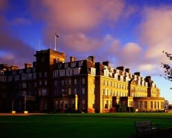 Golf Vacation Package - Central Scotland Stay & Play at Gleneagles Resort from $524 per day!