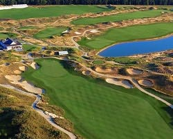 Golf Vacation Package - Twisted Dune Golf Club