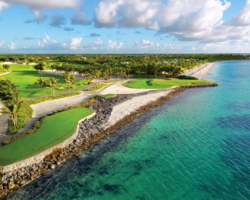Golf Vacation Package - Luxury Private Villa + Spectacular Seaside Golf from $397 per day!