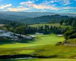 Golf Vacation Package - Buffalo Ridge - Big Cedar Golf