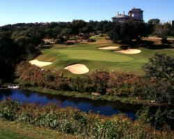 Golf Vacation Package - Omni Barton Creek Golf Resort - Crenshaw Cliffside Course