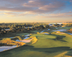 Golf Vacation Package - Barefoot Resort - Dye Course