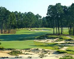 Golf Vacation Package - Pinehurst No. 4