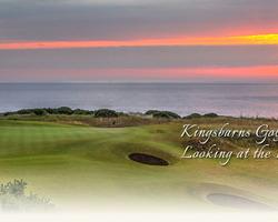 Golf Vacation Package - Kingsbarns Golf Links