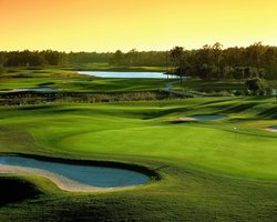 Golf Vacation Package - Lely Mustang Golf Club