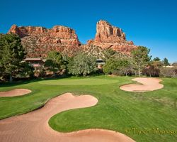 Golf Vacation Package - Oak Creek Country Club