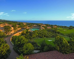 Golf Vacation Package - Oceanview Bungalow or Villa - Oceanside Golf and Breakfast from $519!