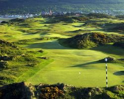 Golf Vacation Package - Royal County Down Golf Club