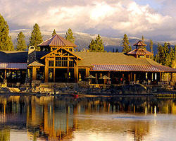 Golf Vacation Package - Central Oregon's Best - 3 Nights & 3 Rounds @ Sunriver Resort!
