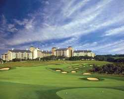 Golf Vacation Package - TPC Canyons - Pete Dye