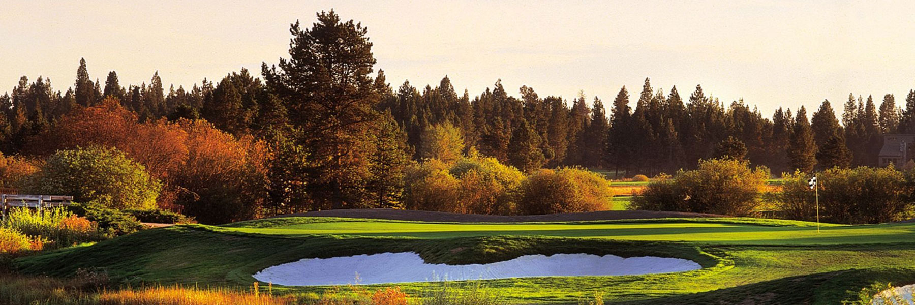 Oregon Golf Vacation Packages